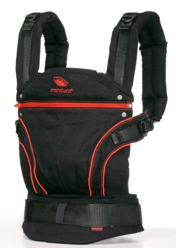 Manduca 222-20-11-003 - Mochila portabebés, diseño Radical Red