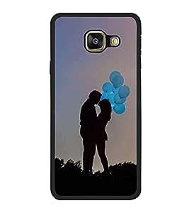Fiobs Designer Back Case Cover for Samsung Galaxy J5 (6) 2016 :: Samsung Galaxy J5 2016 J510F :: Samsung Galaxy J5 2016 J510Fn J510G J510Y J510M :: Samsung Galaxy J5 Duos 2016 (Awards Ar Artistic Owl Birld Dance Singer)