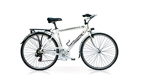 SPEEDCROSS BICICLETA CITY BIKE ALUMINIO MY WAY HOMBRE 21 V