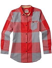 Burton Damen Lagoon Long Sleeve Woven Hemd
