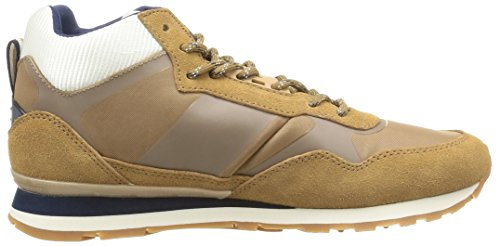 Outdoor Le Marron Trail Damen Sneaker Eclat Eyes Braun tiger's Coq Sportif x1w1TqCSI