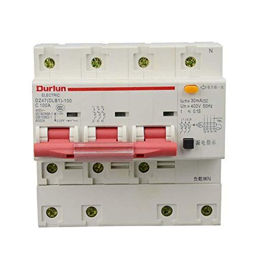 GFF Interruptor de Aire trifásico de Cuatro Cables para interruptores de Circuito,...