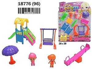 Rama Accesorios Parque Infantil EN Blister 18776