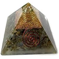 Labradorit Edelstein Pyramide, Reiki Healing Edelstein Chakra Pyramide, spirituelle Energetische Pyramide mit... preisvergleich bei billige-tabletten.eu