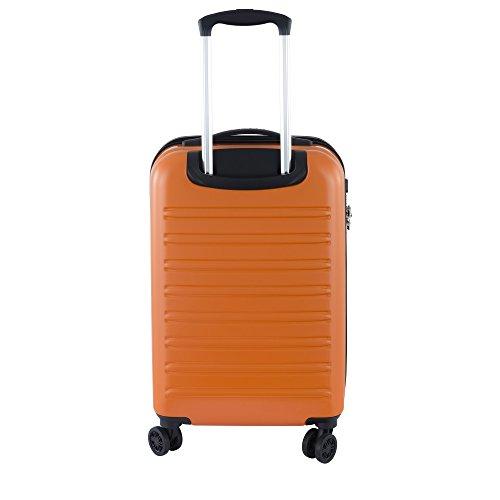 Delsey Koffer, orange (Orange) - 00203880125 - 2