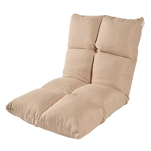 WXQ Lazy Couch Balcón Balcón Sofá Cama Plegable Sillón reclinable Sofá Cama...