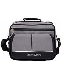 Kuber Industries™ Men's Sling Bag,Document Carry Bag,Shop Bag,Multi Purpose Bag,Key Bag (5 Pockets) -KI19126