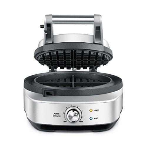 419TqJbBA%2BL. SS500  - Sage BWM520BSS the No-Mess Waffle Maker - Silver