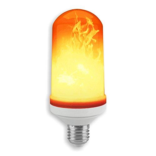 Solea de efecto Fuego LED Bombilla E27
