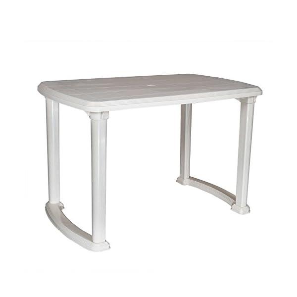 Cello Senator Dining Table (Marble Beige)
