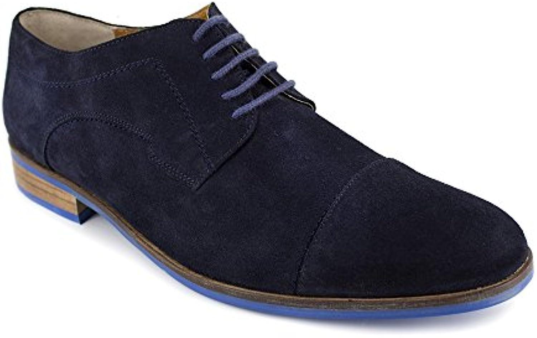 Derby J.Bradford JB-Jaguar Marino  Zapatos de moda en línea Obtenga el mejor descuento de venta caliente-Descuento más grande