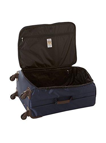 Bric's Laptop-Trolley, 050-Ocean Blu (blau) - BGR08118.050 050-Ocean Blu