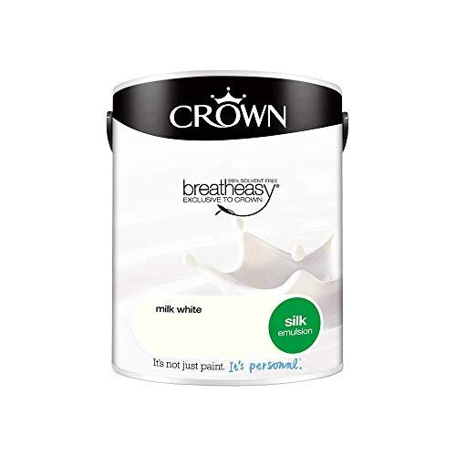Crown 5088638 - Pintura interior, color blanco