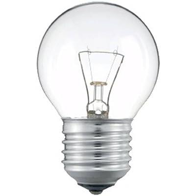 Philips Tropfenlampe TROPFEN/ball klar E27 SINGLE 40W von Philips auf Lampenhans.de