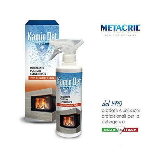 Kamin Det, limpiador y desengrasante para chimeneas y estufas, 500 ml