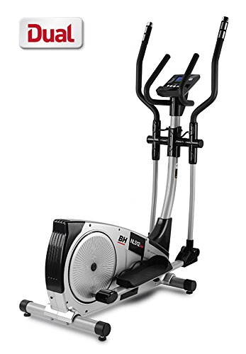 BH Fitness NLS12 DUAL G2351. 22 lbs inertial system. 12