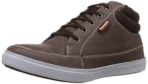 Provogue Men's Brown Sneakers – 10 UK 419TyQJaNXL