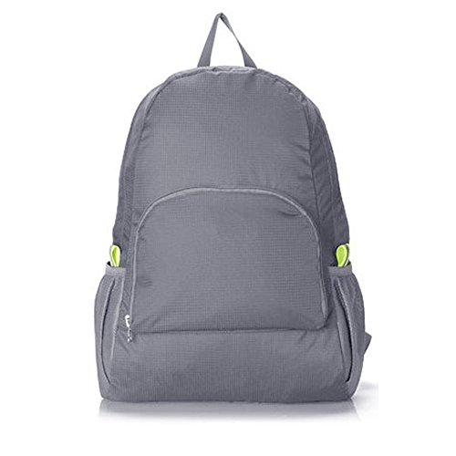 travel-rucksack-daypack-foldable-packable-light-hiking-backpack-school-backpacking-gray