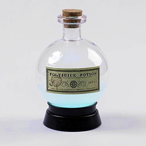 Vistoenpantalla Lámpara Polyjuice Potion. Harry Potter 7 Colores