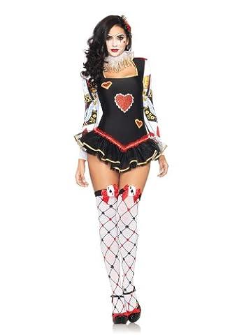 Leg Avenue 83940 - Königin Wache Kostüm Set, Größe L,
