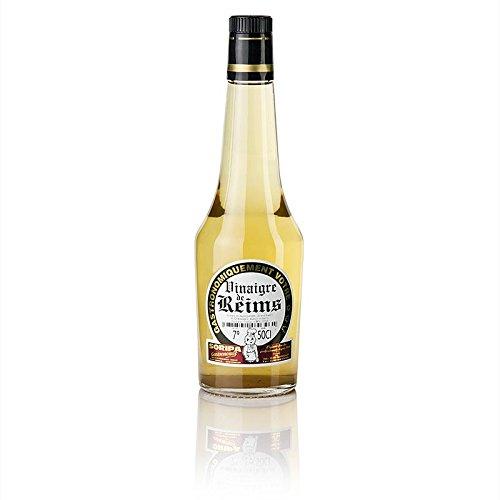 "Vinaigre de Reims - ""Champagner Essig"", aus Champagner-Trauben, Soripa, 500 ml"