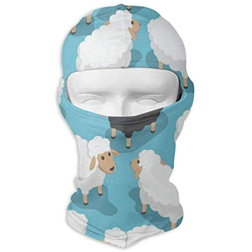 Cute Tiger Kostüm - Vidmkeo Cute Tiger On Pink Full Face Masks UV Balaclava Hood Ski Headcover Motorcycle Neck Warmer Tactical Hood for Cycling Outdoor Sports Snowboard Unisex4