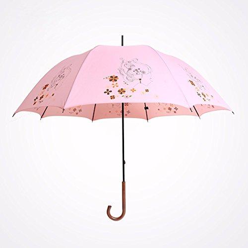 ssby-vintage-holz-griffe-lange-lady-art-regenschirm-stockschirm-sonnenschutz-rosa