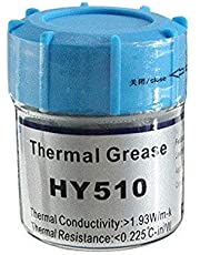 e-INFINITY Thermal Heat Sing Grey Grease Pack of 10 Grams 1 Pack HY 510