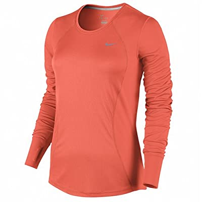 Nike Women's Racer Long Sleeve Top