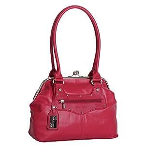 34fdc49fc4558 it luggage Casa Di Borse Twin Handle Buckle Handbag