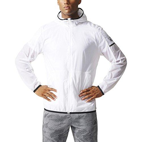 Adidas Daybreaker Wind Giacca da Uomo Bianco