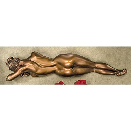 Design Toscano Rastlose Schönheit, Wandfigur