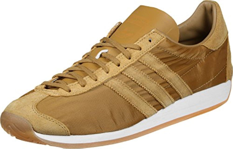 Adidas Country OG S32109 Gold Herren Sneaker  40