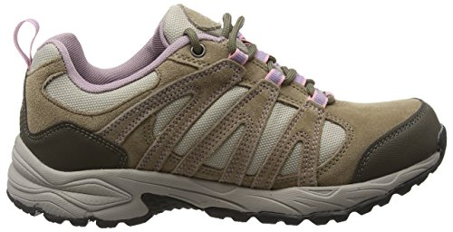 Hi-Tec Alto Ii Low Waterproof, Scarpe da Arrampicata Donna Beige (Light Taupe/Grey/Horizon 041)
