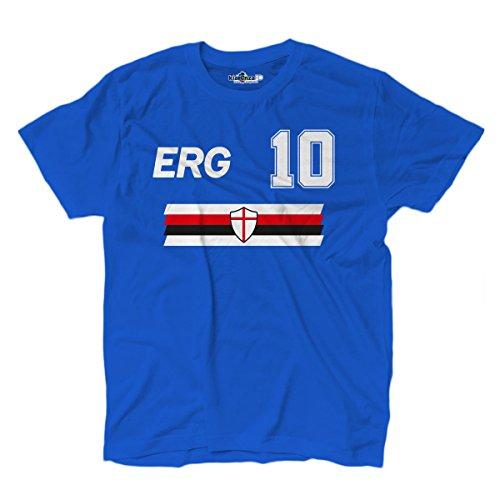 Maglietta T-Shirt Calcio Vintage Roberto