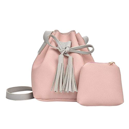 Bfmyxgs Muttertag Fashion Frauen Casual Shoulder Bag Bucket Bag Dauerstreit Package Crossbody Bag Totes Handtaschen Shoulder Bag Rucksack Totes Waist Bag Coin Bag. Brustpaket