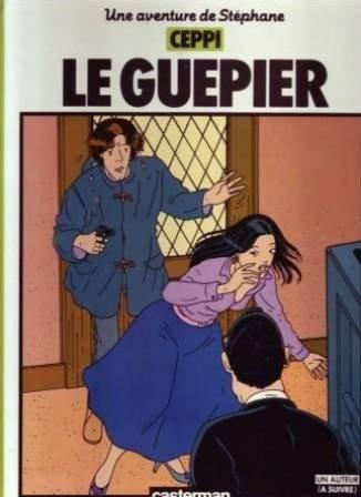 Stéphane Clément : Le guêpier