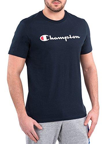 Champion 209492, T-Shirt für Herren Blau