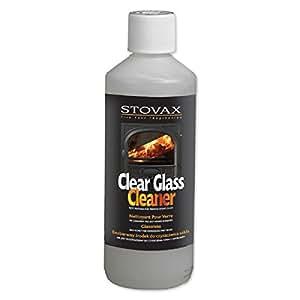 Stovax Stove Fire Glass Gel, Aga, Rayburn & Oven Cleaner Gel 500ml Brand New Full Strength Gel
