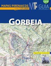 Gorbeia (Mapas Pirenaicos) por Gorka Lopez Calleja