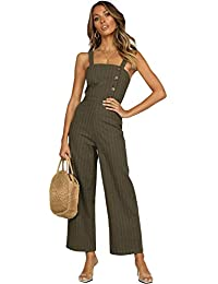 b320d2dfe7a5 Amazon.in  Greens - Jumpsuits   Dresses   Jumpsuits  Clothing ...