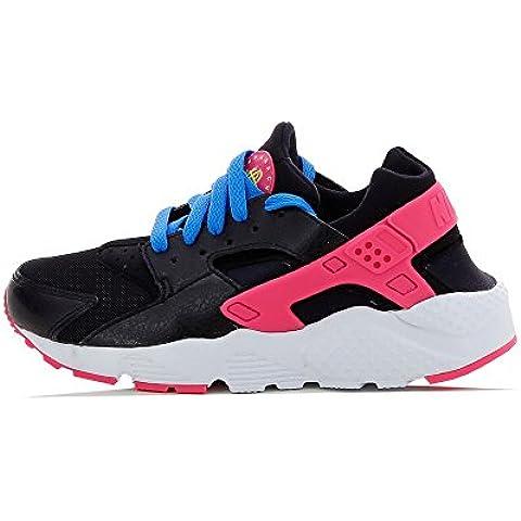 Nike Bambina Huarache Run (Gs) scarpe da corsa