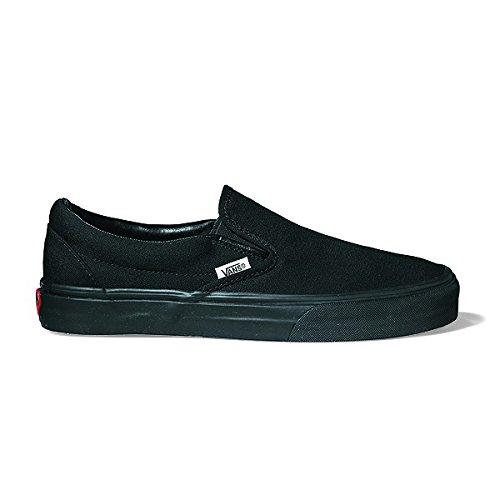 Vans U Classic Slip-On Black, Sneaker Unisex-Adulto