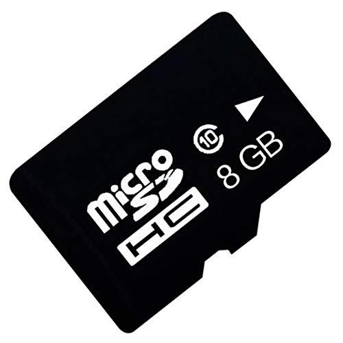 Jakiload High Speed MicroSD-Kartenadapter kompatibel mit Überwachungskamera Wyze, YI, Wansview, TENVIS, Metall, 64 GB - High Speed 2 Gb Sd-karte
