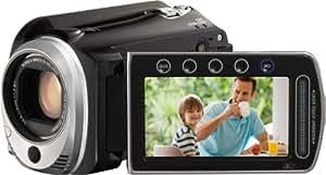 JVC GZ-HD520BEU Caméscope HD à disque dur Port SDHC/SD 1,5 Mpix Zoom optique 40x 120 Go Noir