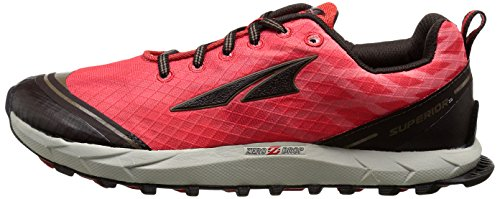 Altra Superior 2.5, Running women Rouge