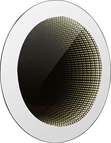 Futuristische LED Wandleuchte Spiegel 8 Watt Globo 84018