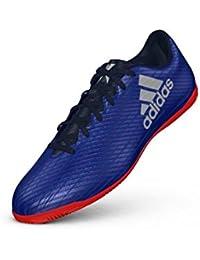 best website e7d0b fcbbd adidas Herren Fussball Sport Hallenschuhe X 16.4 IN blau  silber