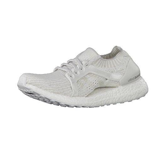 adidas Performance, Scarpe da corsa donna Ftwr White/Crystal White/Grey One