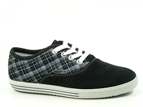 Ricosta Susi Mädchen Sneakers Schwarz